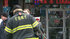NYC Fire Dep (3 of 8) Stock Footage