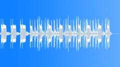 Ambient Trap Cutworks Bass pre chorus loop 24 bit Stock Music