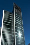 The Willis Build Fenchurch Avenue London - stock photo