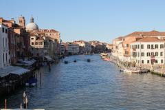 Venice River - stock photo