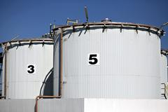 Big tanks Stock Photos