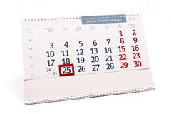 Desktop Calendar Kuvituskuvat