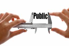 The size of our public Stock Illustration