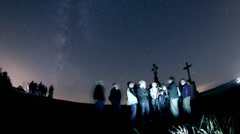 Astrophotography workshop I. Stock Footage