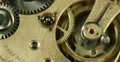 Ultra HD 4K UHD Old Watch Inside Gears Macro Mechanism Office Appointment Clock 4k or 4k+ Resolution