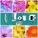 Stock Illustration of i love you