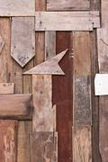 Country style rustic wood background Stock Photos