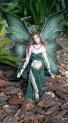 Fairy Statue 3 Stock Photos