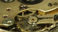 Stopwatch Mechanism Cog Macro Clock Ticking Clockworks Concept Time Pass History Footage
