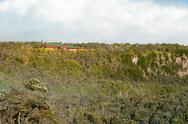 Stock Photo of hawaii volcanoes national park on big island