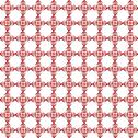 Stock Illustration of pattern from red shapes like laces