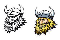 Ancient viking Stock Illustration