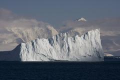 Iceberg, antarctica Stock Photos