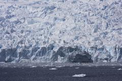 Paradise bay, antarctica Stock Photos