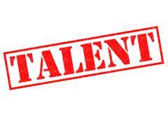 Talent - stock illustration