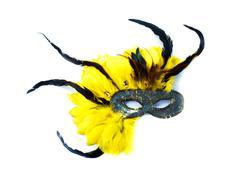 karnevaali naamio Kuvituskuvat