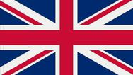 Stock Illustration of british flag textured