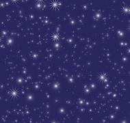 Stars sky Stock Photos