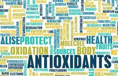 Antioxidants Stock Illustration