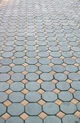 pavement - stock photo