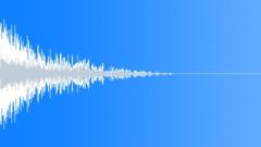 Single metallic cinematic hit sound effect 0001 Sound Effect