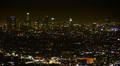 4K Los Angeles Night View 40 Timelapse Traffic 4k or 4k+ Resolution