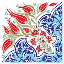 Stock Illustration of oriental ottoman design twenty-eight