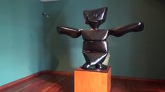 Art Sculpture, Artwork, Statue, Creativity Stock Footage
