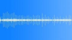 Hallway Footsteps - sound effect