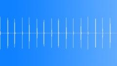 Metronome Analog Mechanical Ticking 200BPM 00 - sound effect