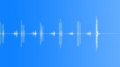 TypeWriter Analog Mechanical Old NewPaper 00 Sound Effect