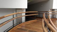 Balcony, Railings Stock Footage