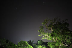 Stars rotate 5 Stock Footage