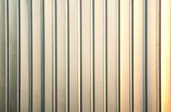 Stock Photo of vertical aluminium texture