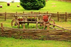 Stock Photo of Cart