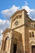 church  gozzo - stock photo