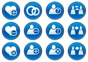 Stock Illustration of Gadget icons set.