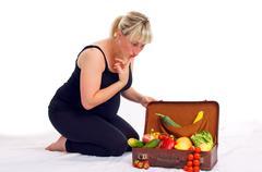 pregnancy - stock photo