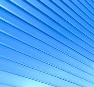 blue diagonal lines - stock photo