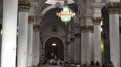 Churches, Chapels, Cathedrals, Religious Temples Stock Footage