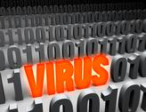 Stock Illustration of computer virus