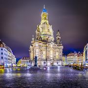 dresden germany - stock photo
