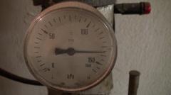 Barometer Stock Footage