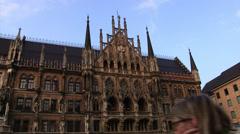 Munich Bavaria Stock Footage
