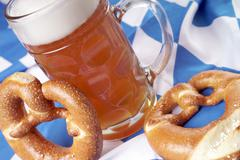 wheatbeer - stock photo