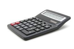 Pocket calculator Stock Photos