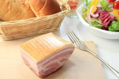 Bacon Stock Photos