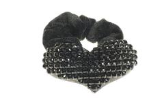 shaped hair pin - stock photo