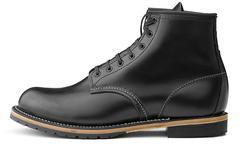 black boots profil - stock photo