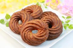 Doughnuts - stock photo